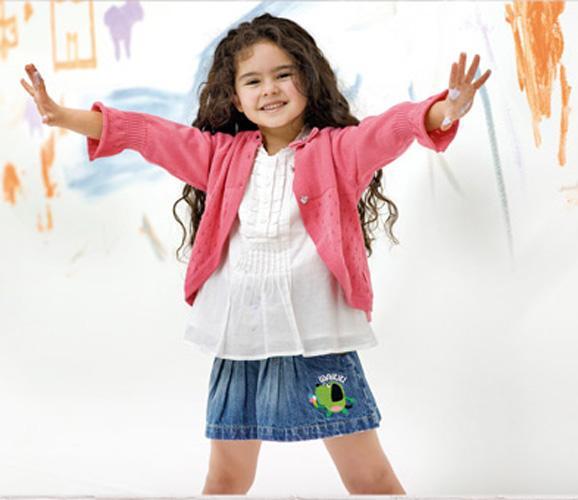 Lcw wiakiki kız çocuk giyim ilkbahar 2010